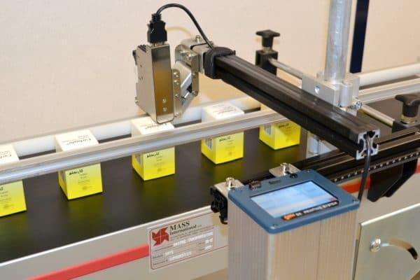 Imprimante jet d'encre industrielle TI300