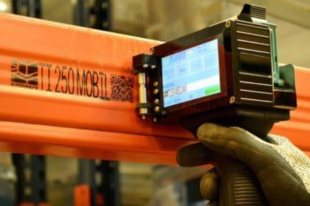 Imprimante industrielle QR Code