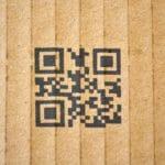 Marquage Code QR sur carton brut avec le TI300 Mobil.