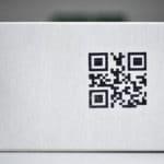 Marquage Code QR sur surface non poreuse avec le TI300 Mobil.