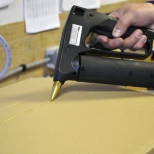 Pistolet manuel de dépose de colle
