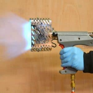 Pistolet rétraction SP10